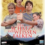 Kinoplakat - Der Schatz der weißen Falken