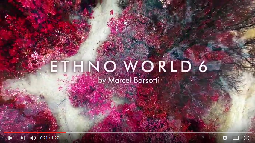 Ethno World 6 Voices – MARCEL BARSOTTI