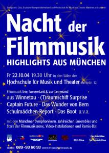 Nacht der Filmmusik 2004