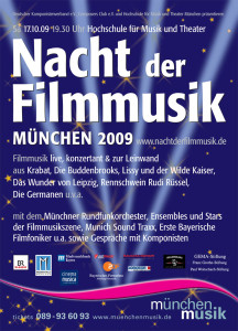 Nacht der Filmmusik 2009